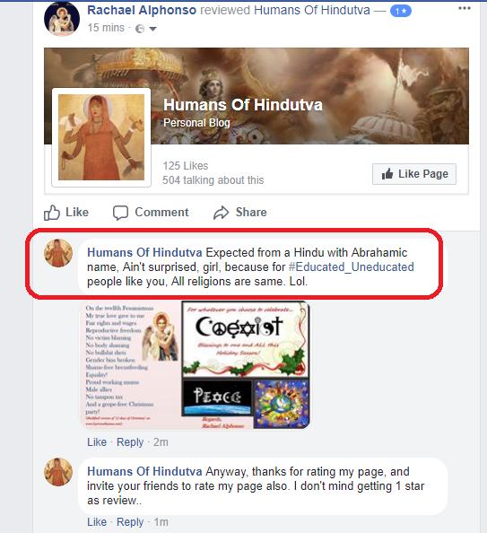 Hindus of Hindutva Troll