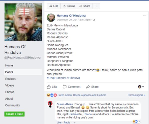 Humans of Hindutva 19 fun of names continues 02