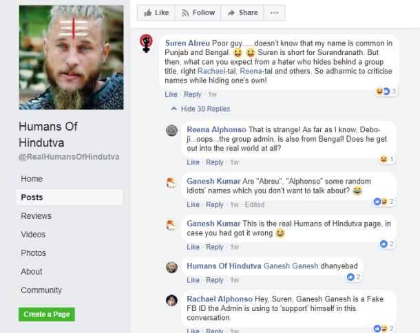 Humans of Hindutva 19 fun of names continues 03