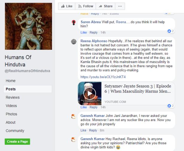 Humans of Hindutva 19 fun of names continues 10