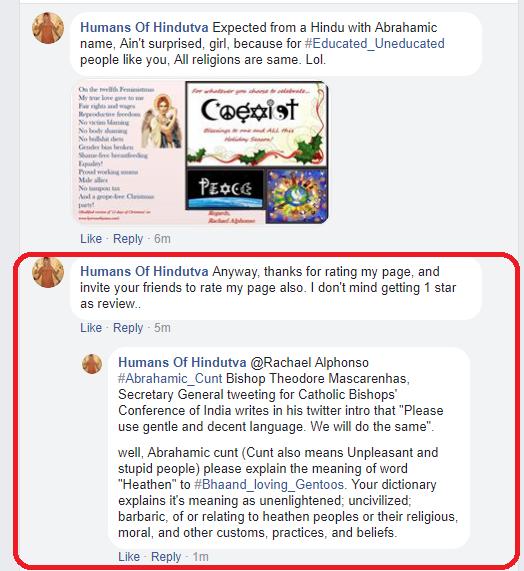 Humans of Hindutva Troll 02