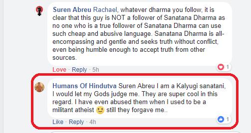 Humans of Hindutva Troll confused about Sanatana Dharma.PNG